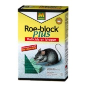 Raticida roe-block 224gr