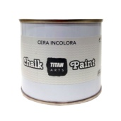 Titan cera Chalk Paint incolora 250 ml