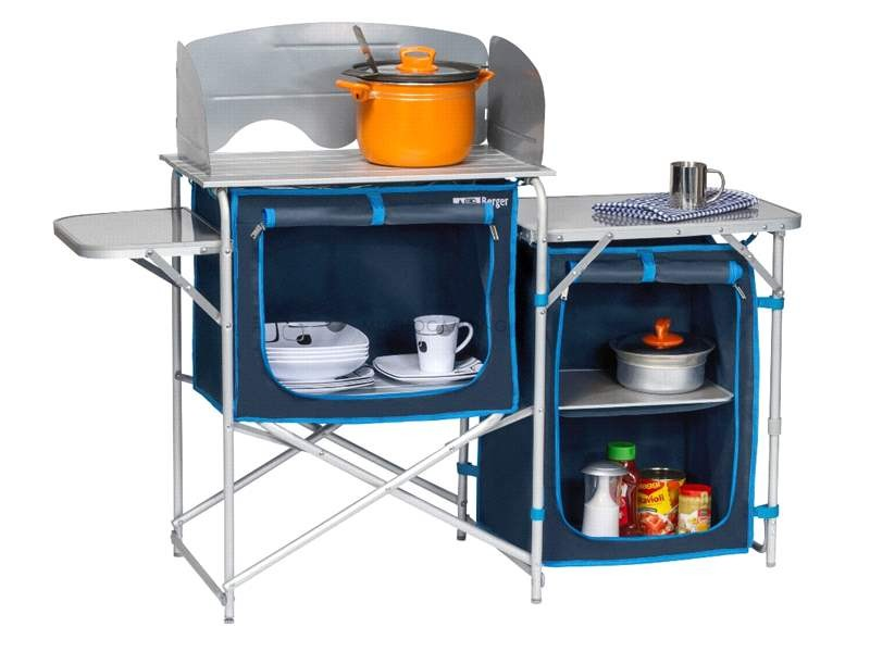 Mueble Cocina Camping SIII