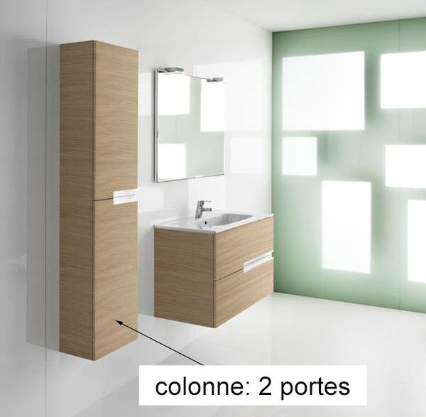 Meuble de bain pack victoria n roca for Roca meuble salle de bain