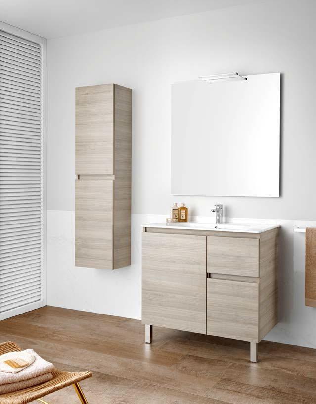Meuble salle de bain anima de roca for Prix meuble salle de bain roca