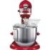 Batidora Kitchen Aid Heavy Duty roja 4.8 l.