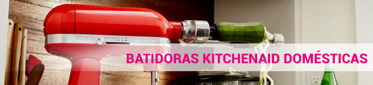 batidora kitchenaid artisan domestica