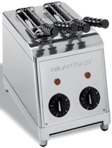 Tostadora Vertical 2 Pinzas - MT7000
