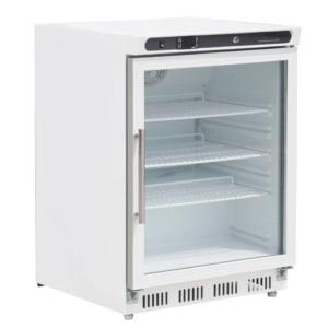 Nevera frigorífica mostrador blanca 150 l.