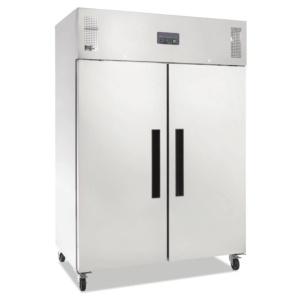 Armario frigorífico Vertical doble Inox 770l.