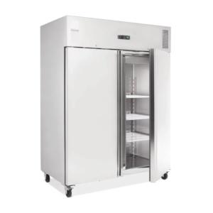 Armario congelador Vertical doble Inox 1300 l.
