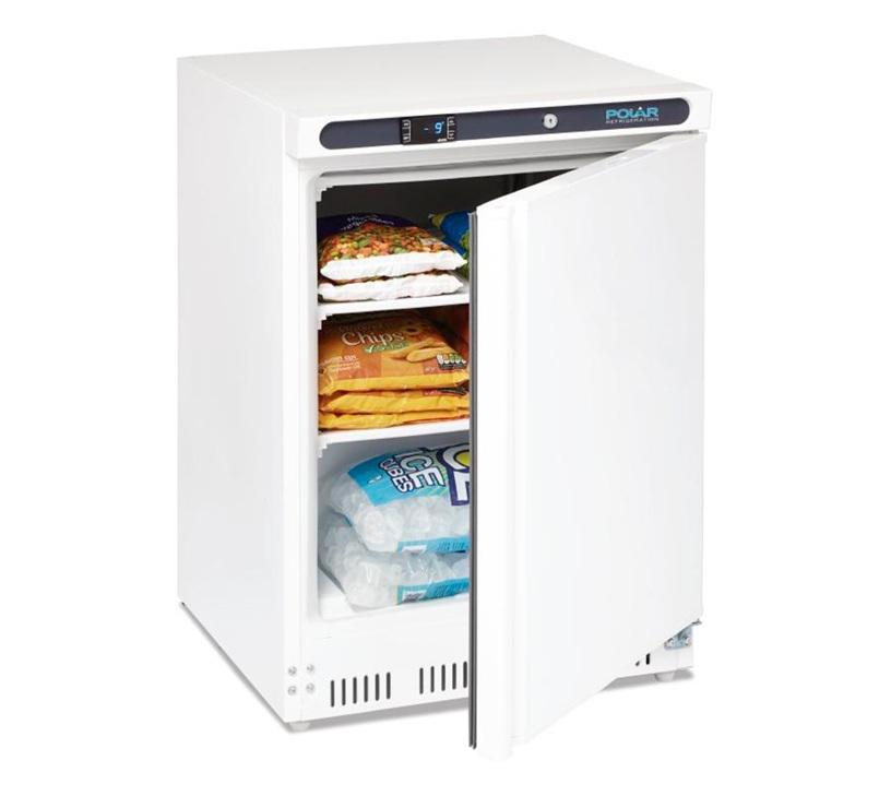 congelador, congelador bajo mostrador, congelador pequeño