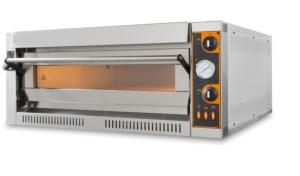 Horno pizza piedra refrectaria modular 4 Pizza diam. 36 cm.