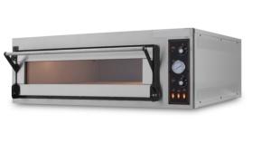 Horno pizza piedra refractaria modular 4 band. 60x40