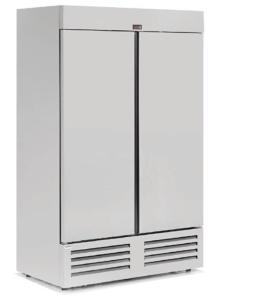Congelador Vertical 2 Puertas Blanco 912 l.