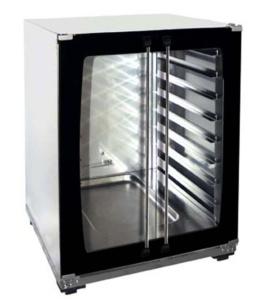 Cámara de fermentación Electrónica Linea Miss - UNXLT195