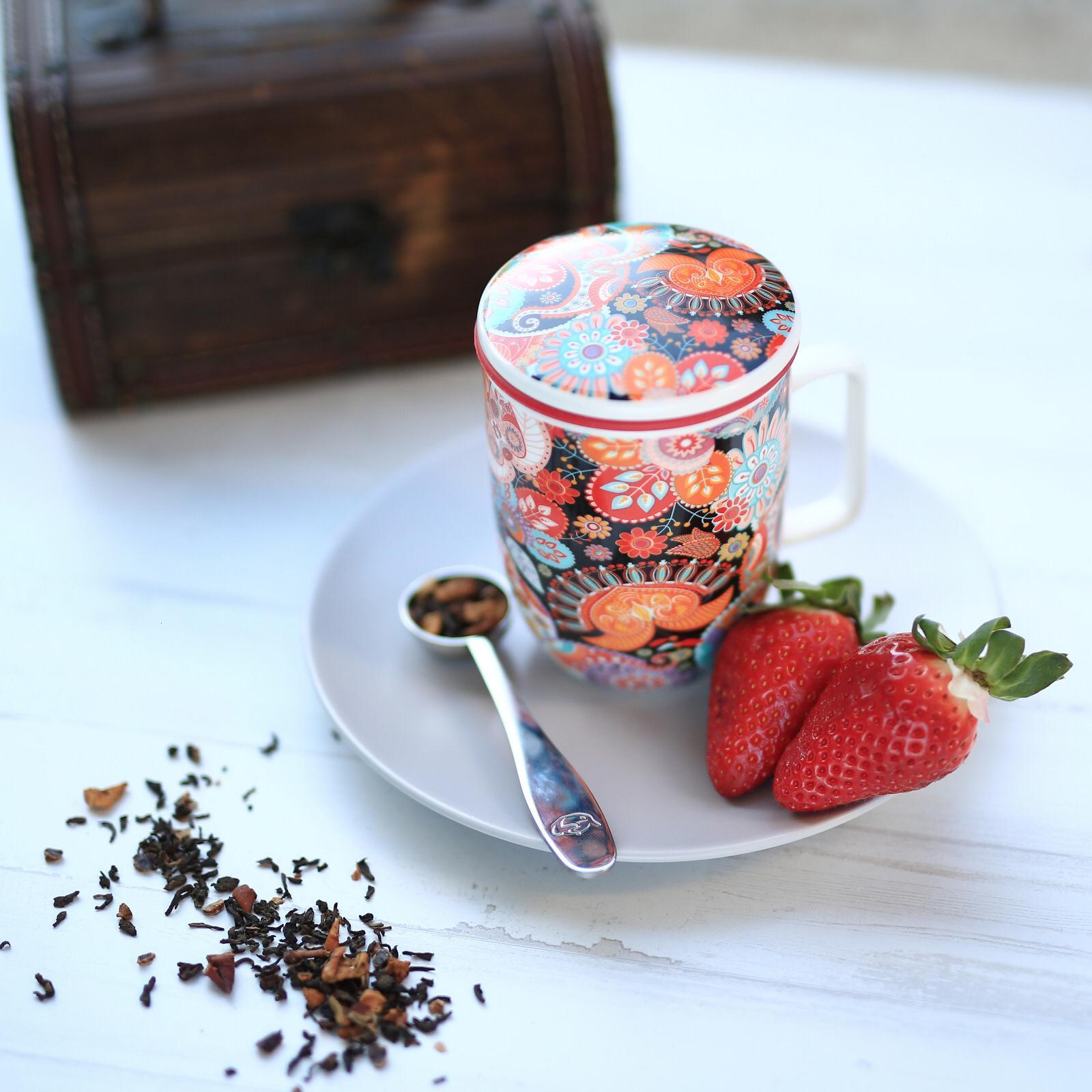 Te Rojo Strawberry Cream - Ítem2