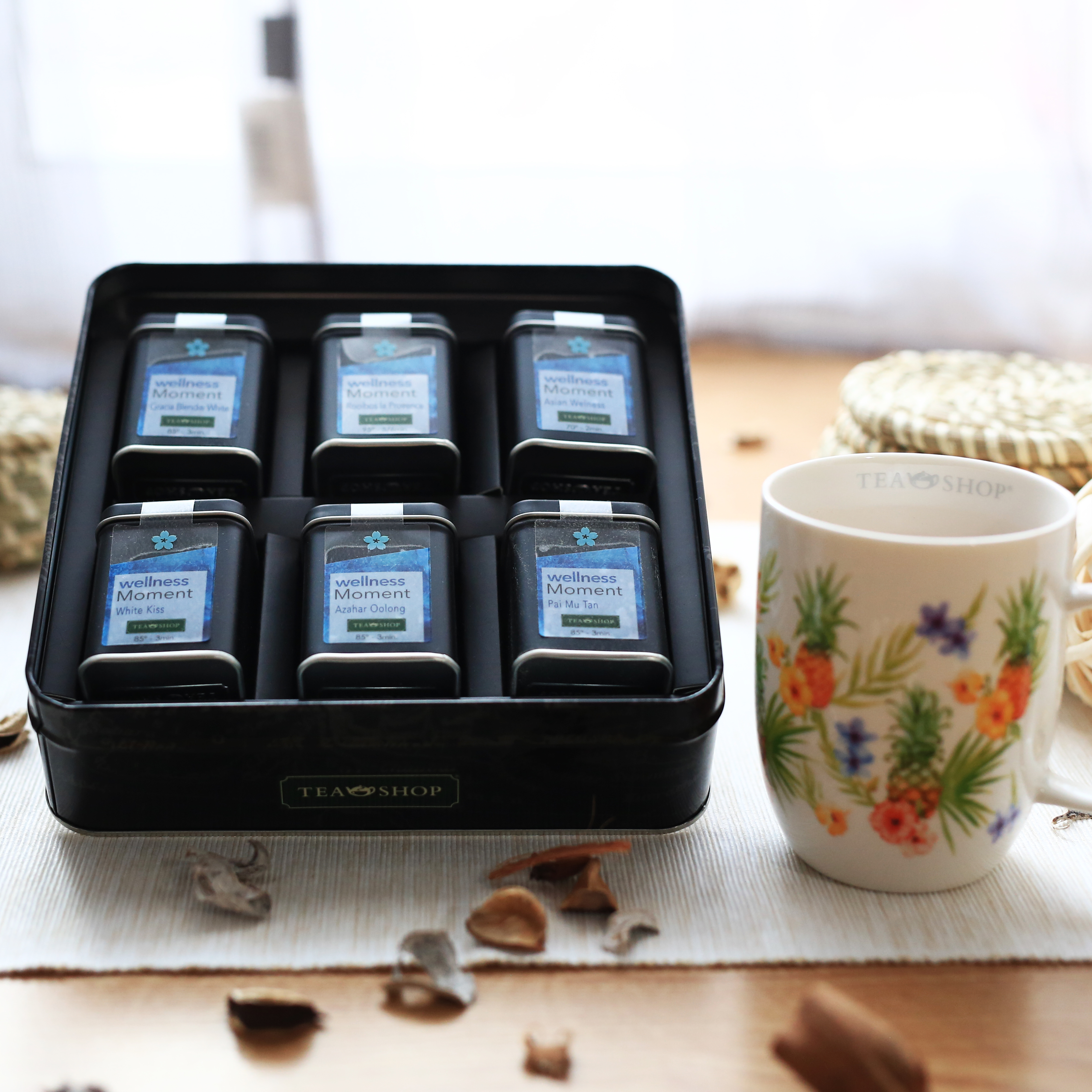 Tea Moments Wellness. Tea Collections, Essentials Tea Shop® - Item3