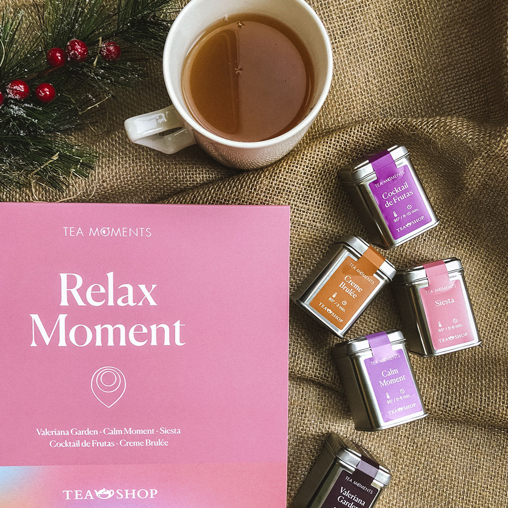 Limited Edition Tea Moments Relax Moment. Tea Collections. Limited EditionTea Shop® - Item1