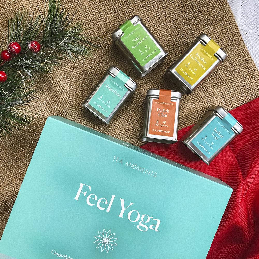 Limited Edition Tea Moments Yoga Feel. Tea Collections,Limited EditionTea Shop® - Ítem1