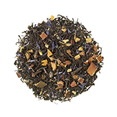 Black Christmas Tea_ Black tea. Loose teas. Teas, rooibos teas and herbal teas, Energising, Diabetics, People with Coeliac Disease, People Intolerant to Nuts, People Intolerant to Lactose, People Intolerant to Soya and Soya Products, Vegetarians, Children, Pregnant Women, Citrus,Spiced,Floral, Spiced,Tea Shop®