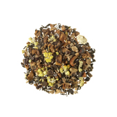 Vanilla Bellini _ Red tea (Pu Erh). Loose teas. Teas, rooibos teas and herbal teas, Detox, China, Diabetics, People with Coeliac Disease, People Intolerant to Nuts, People Intolerant to Lactose, People Intolerant to Soya and Soya Products, Vegetarians, Ch