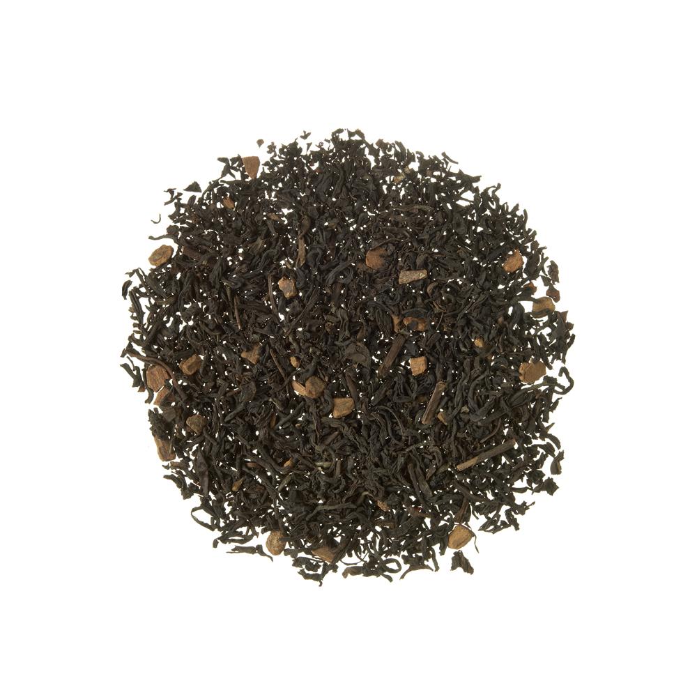 Cinnamon Roll_ Te rojo (Pu Erh). Tes a granel. Tes, rooibos y infusiones Detox,China, Diabèticos, Celíacos, Intolerantes a Frutos secos, Intolerantes a la lactosa, Intolerantes a la soja y derivados, Veganos, Niños, Terrenoso/Humedo.. Tea Shop®