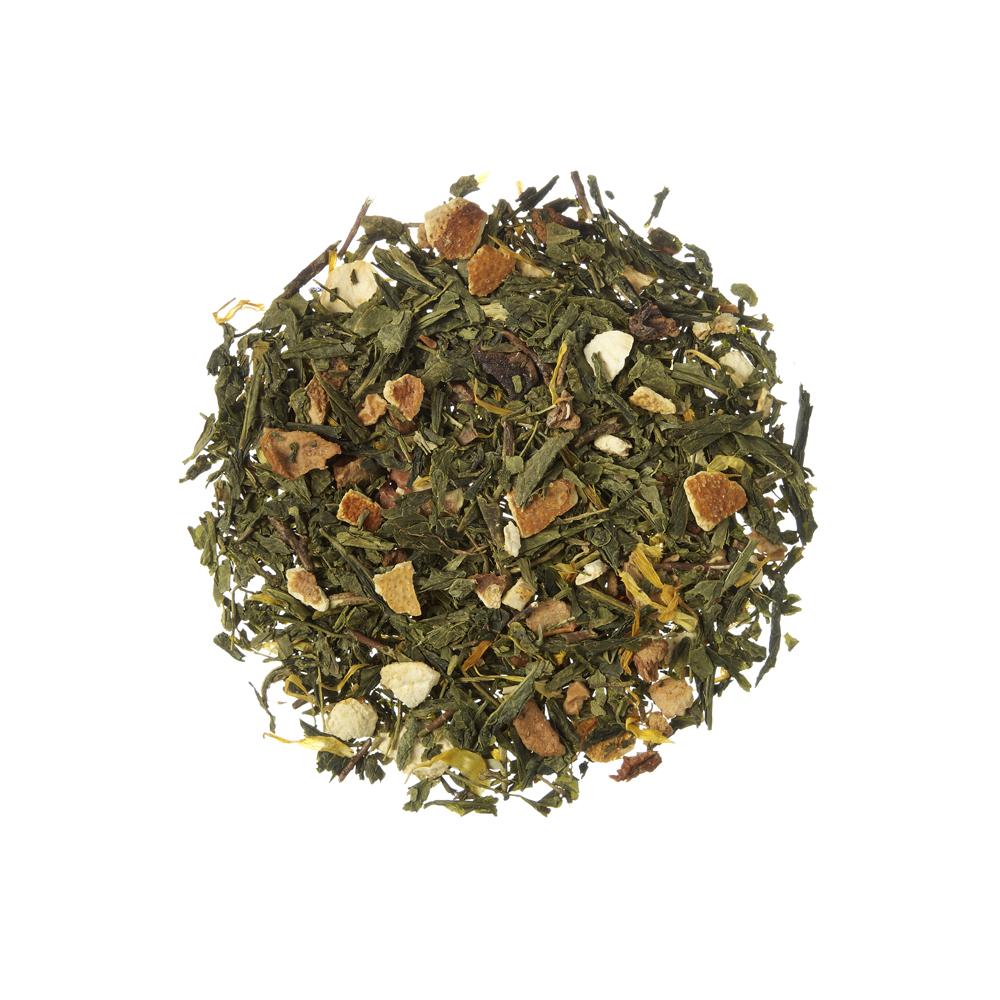Ging Dry Tea. Tés, rooibos e infusiones, Antioxidante, Japón, Diabeticos, Celíacos, Intolerantes a Frutos secos, Intolerantes a la lactosa, Intolerantes a la soja y derivados, Vegetarianos, Veganos, Herbal,Tea Shop®