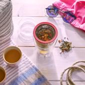 Ging Dry Tea. Tés, rooibos e infusiones, Antioxidante, Japón, Diabeticos, Celíacos, Intolerantes a Frutos secos, Intolerantes a la lactosa, Intolerantes a la soja y derivados, Vegetarianos, Veganos, Herbal,Tea Shop® - Ítem1