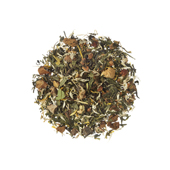 Sunny Peach. White tea. Loose teas. Teas, rooibos teas and herbal teas, Beautifying, Diabetics, People with Coeliac Disease, People Intolerant to Nuts, People Intolerant to Lactose, People Intolerant to Soya and Soya Products, Vegetarians, Children, Pregn