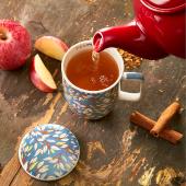 Golden Chamomile_ Loose herbal teas. Teas, rooibos teas and herbal teas, Digestive, Diabetics, People with Coeliac Disease, People Intolerant to Nuts, People Intolerant to Lactose, People Intolerant to Soya and Soya Products, Vegetarians, Vegans, Children, Pregnant Women, , Tea Shop® - Item2