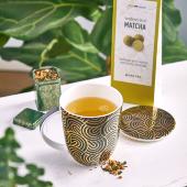 Mug Kalpana Japan Gold. Tazas de porcelana Tea Shop® - Ítem3