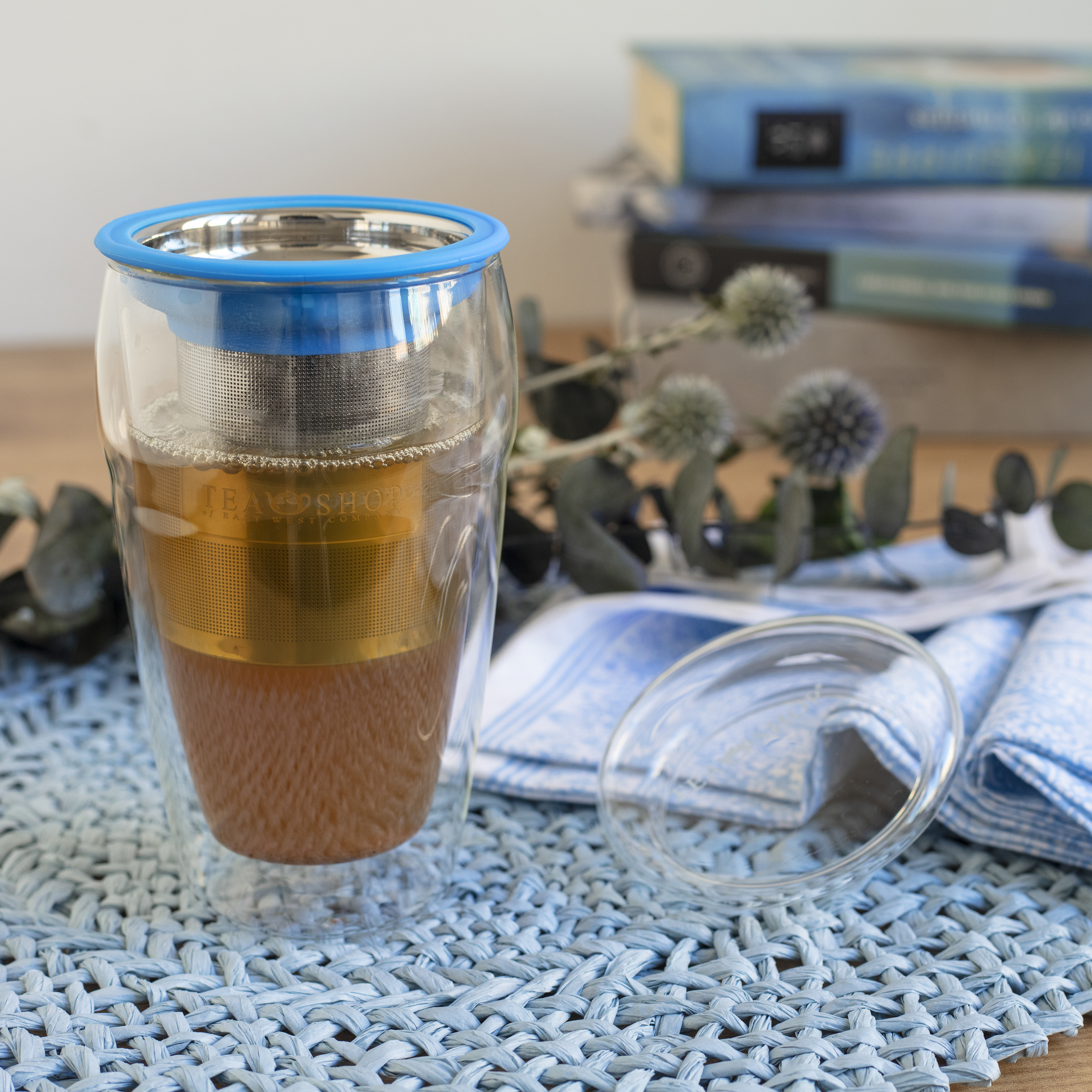 All in One Jumbo Blue Sea. Tea Shop - Item2
