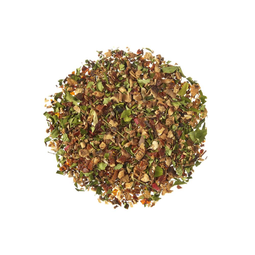 Super Moringa Red Fruits. Loose herbal teas. Teas, rooibos teas and herbal teas, Digestive, Diabetics, People with Coeliac Disease, People Intolerant to Nuts, People Intolerant to Lactose, People Intolerant to Soya and Soya Products, Vegetarians, Vegans,