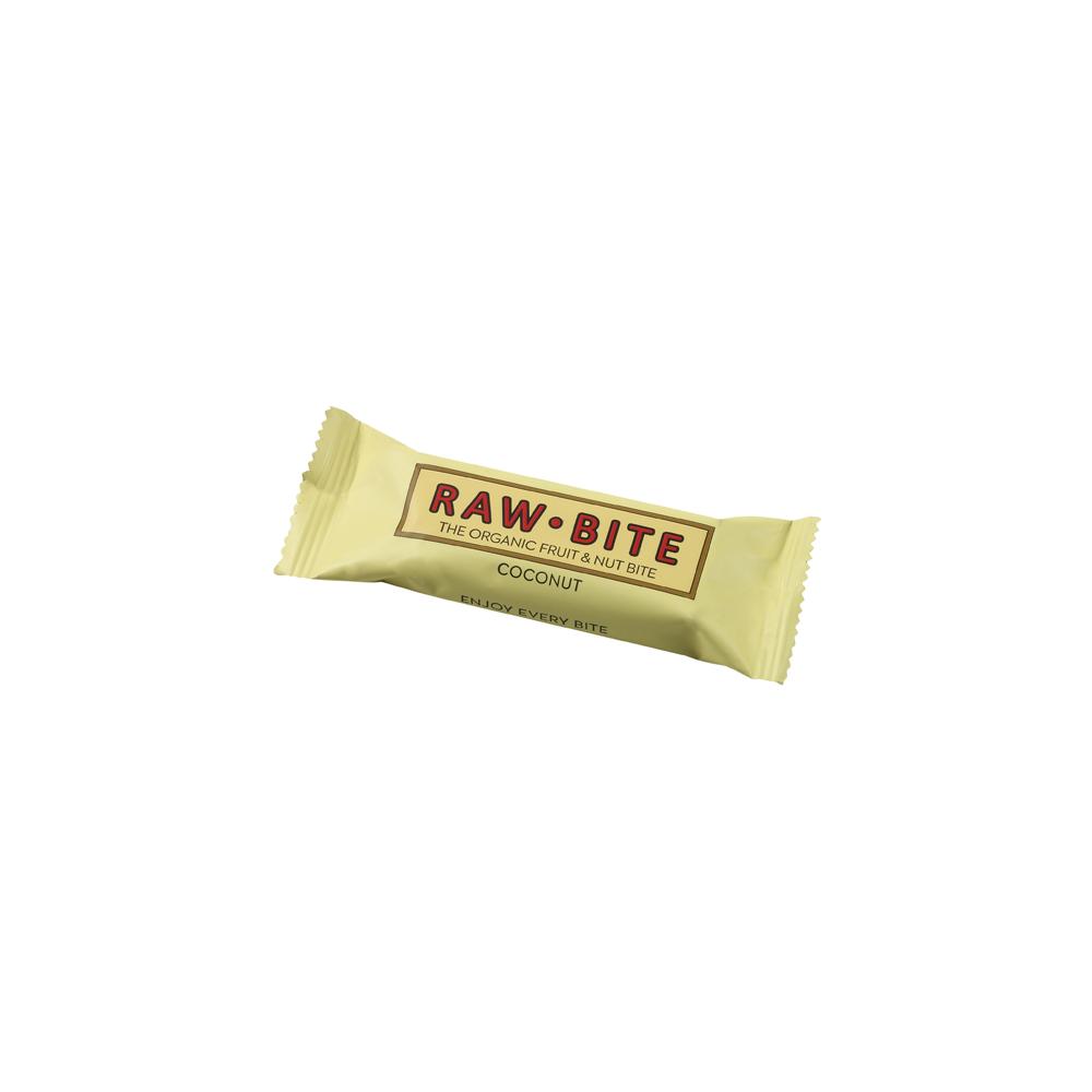 Raw Bite Coconut. Galletas, Tea Shop®