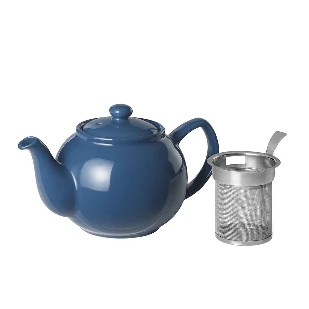 NEW - Bright Red Teapot 1.1l