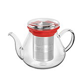 All in One Teapot Pretty 0.5l. Teteres de vidre Tea Shop®