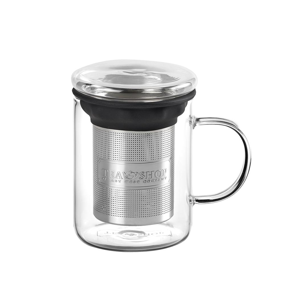 All In One Mug Black.. . Tasses de vidreTea Shop® - Ítem1