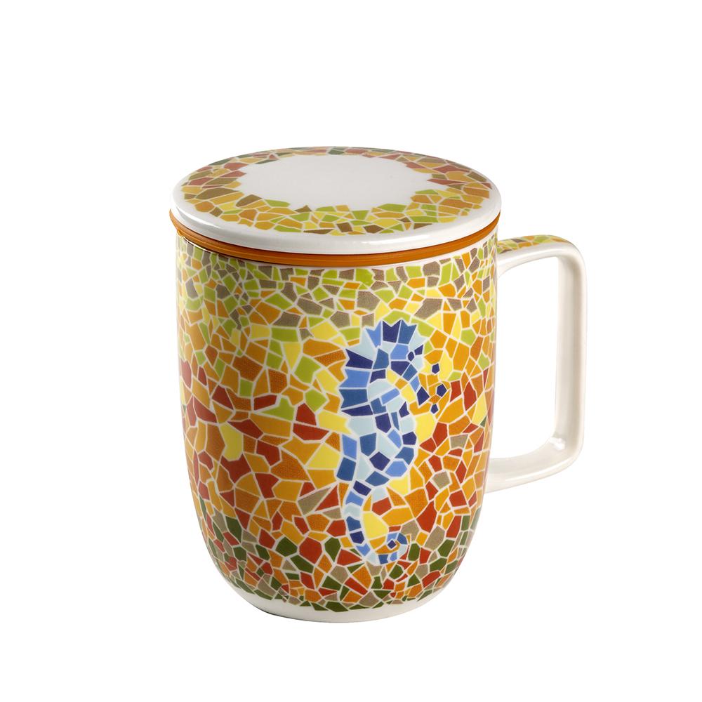 Mug Harmony Caballito. Porcelain MugsTea Shop®