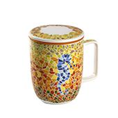 Mug Harmony Caballito. Canecas em porcelanaTea Shop®