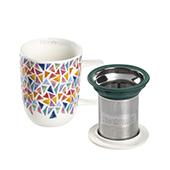 Mug Harmony Orígenes.,Tazas de porcelanaTea Shop®