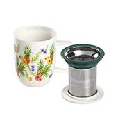 Mug Harmony Ipanema... Porcelain MugsTea Shop®