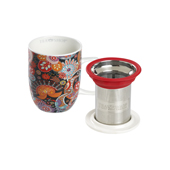 Mug Harmony Ethnic. . . Porcelain MugsTea Shop®