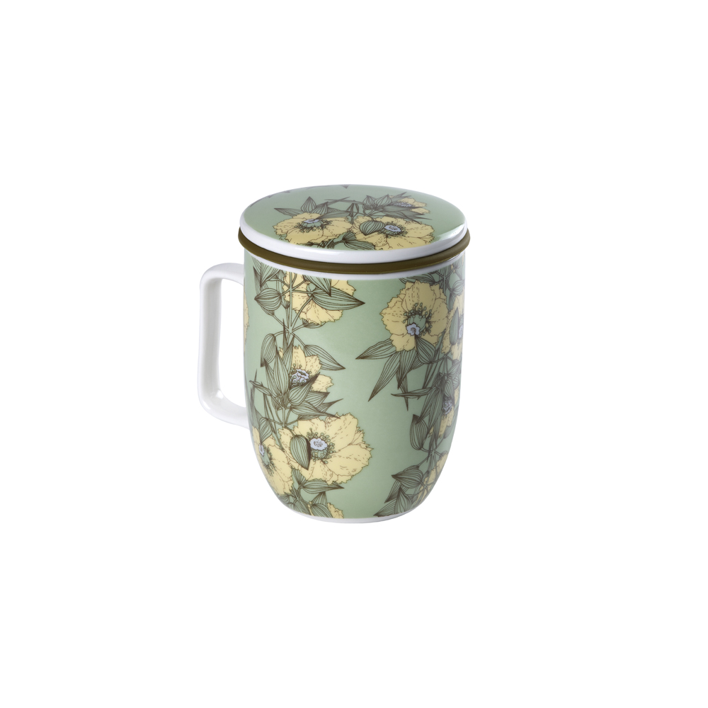 Mug Harmony Japan Spring. Tazze in porcellana Tea Shop® - Item