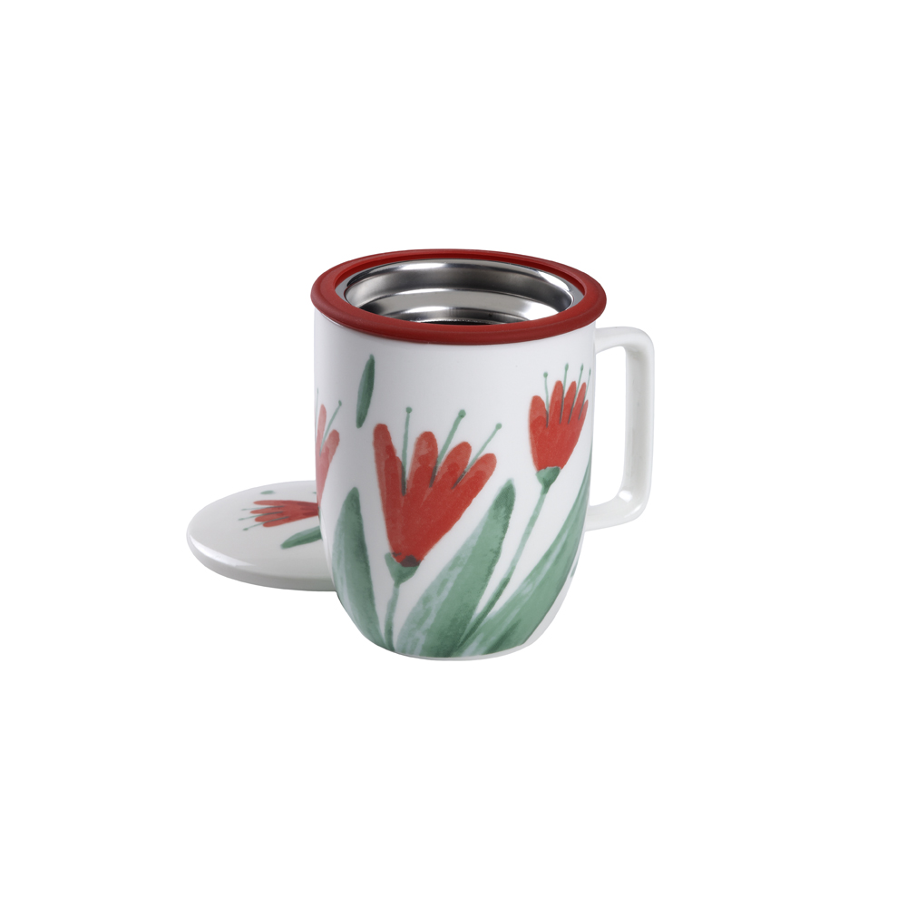 Mug Harmony Flowery. Tazze in porcellana Tea Shop® - Item1