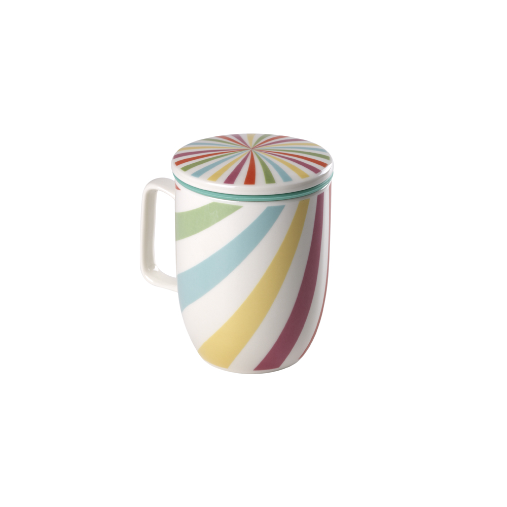 Mug Harmony Circus. Porcelain Mugs Tea Shop®
