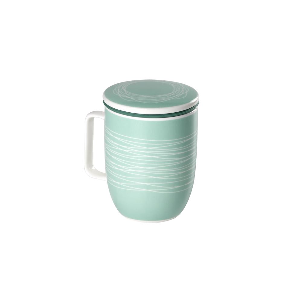 Mug Harmony Maldives. Tazas de porcelana Tea Shop®