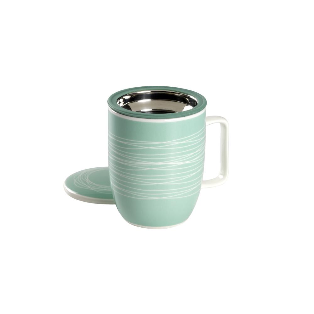 Mug Harmony Maldives. Tazas de porcelana Tea Shop® - Ítem1