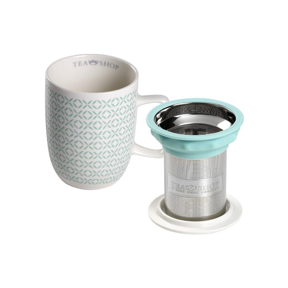 Mug Harmony Creta. Tasses de porcellana Tea Shop® - Ítem1