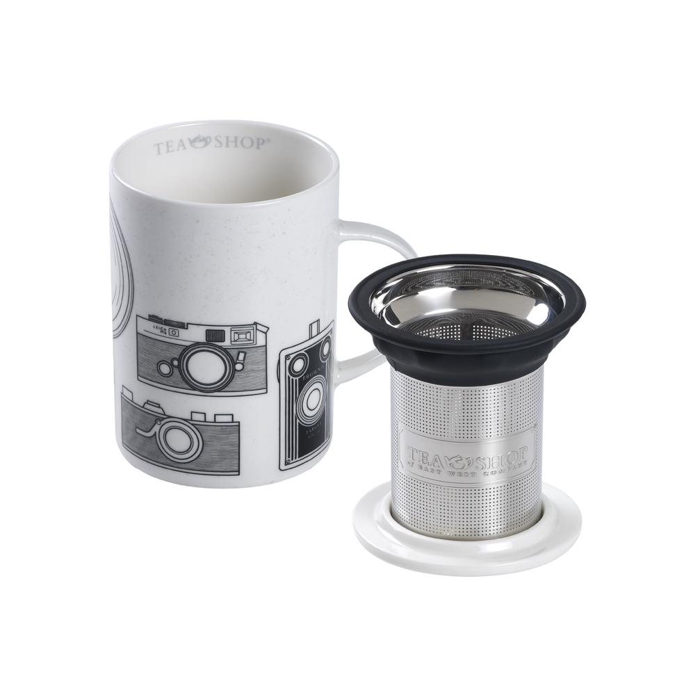 Mug Classic White Brunch. Tazas de porcelna - Ítem2