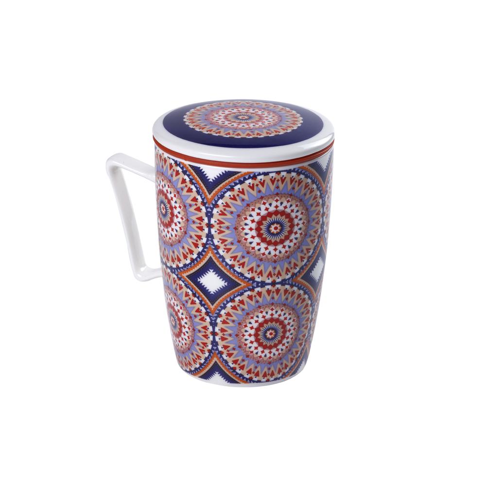 Mug Super Jumbo Mahal. Tazze in porcellana Tea Shop®