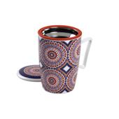 Mug Super Jumbo Mahal. Tazze in porcellana Tea Shop® - Item1