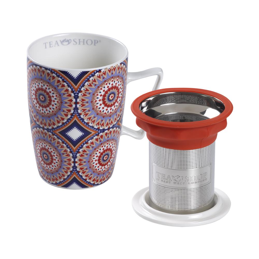 Mug Super Jumbo Mahal. Tazze in porcellana Tea Shop® - Item2