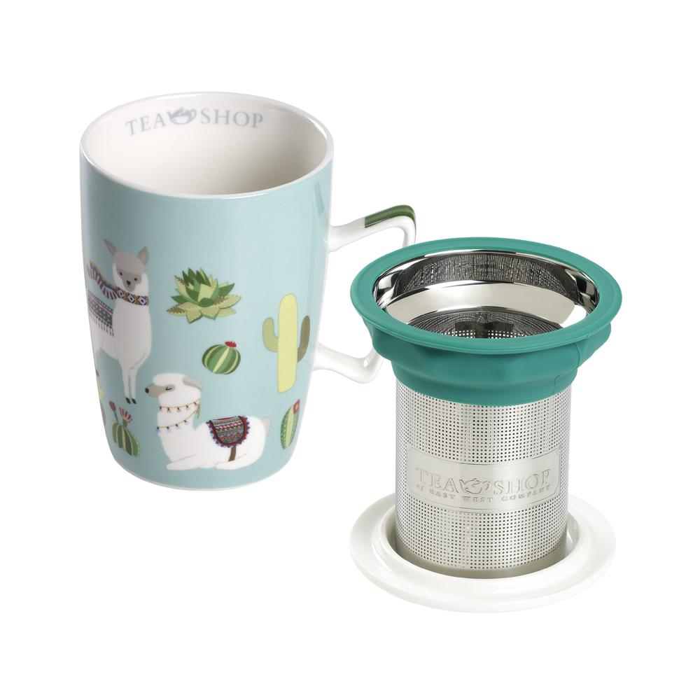 Mug Super Jumbo Llama. Tazze in porcellana - Item1